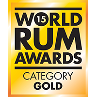 Award for the Penny Blue Rum